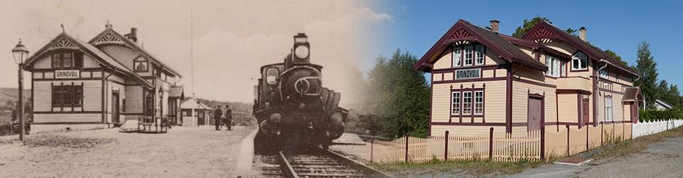 Velkommen til Grindvoll Stasjon!